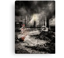 The Perpetual Beacon Of Hope Canvas Print