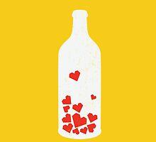Message in a bottle by Budi Kwan