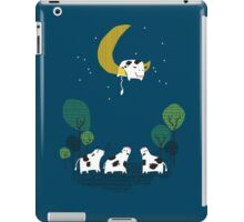 A Cow Jump over the moon iPad Case/Skin