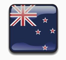 New Zealand Flag Icon by tshirtdesign