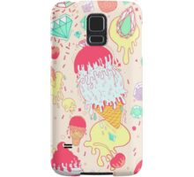 Ice & Cream  Samsung Galaxy Case/Skin