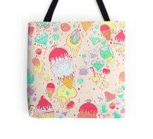 Ice & Cream  Tote Bag