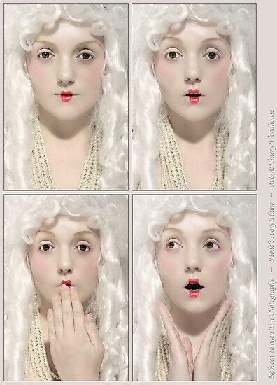 Doll Face by Rebecca Tun