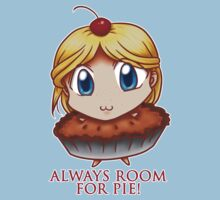 ALWAYS ROOM FOR PIE by Kuroitenshi