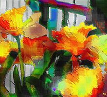Absinthe Daffies by RC deWinter