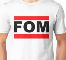 FOM White Unisex T-Shirt