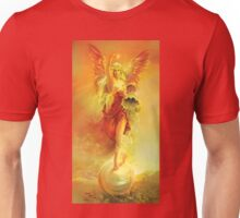 ANGEL OF ABUNDANCE (FORTUNA) Unisex T-Shirt