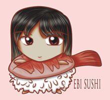 EBI SUSHI by Kuroitenshi