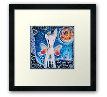 You are a shining star 2 Framed Print