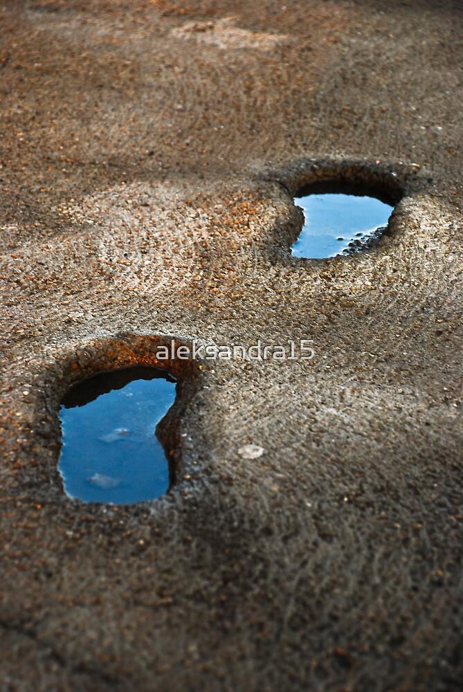 Footprints pools by aleksandra15