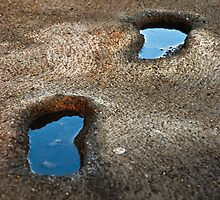Footprints pools by Aleksandra Misic