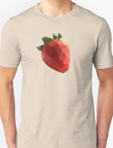 Polygon Strawberry T-Shirt