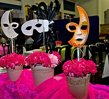 Purim decorations by davridan