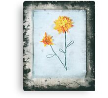 bloomin' marvelous Canvas Print