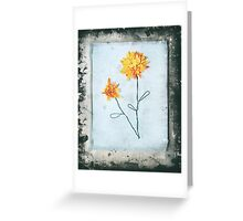 bloomin' marvelous Greeting Card
