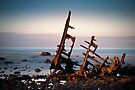 Weld Road Wreck by Dean Mullin