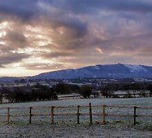 Wrekin View by Simon Pattinson
