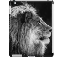 A study of a King iPad Case/Skin