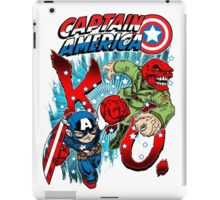 Captain K.O.! iPad Case/Skin