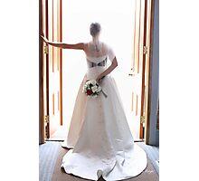 The Bride  Photographic Print