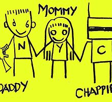 Die Antwoord Chappie by miiky