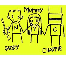 Die Antwoord Chappie Photographic Print