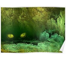 Crystal cave of the Bogs Poster