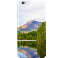 Glencoe Lochan, Glencoe, Scotland iPhone Case/Skin
