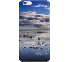 The Adventures Of A Solitary Dog iPhone Case/Skin