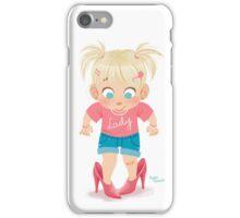 Little Lady iPhone Case/Skin
