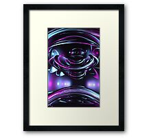 In All The Universe Framed Print