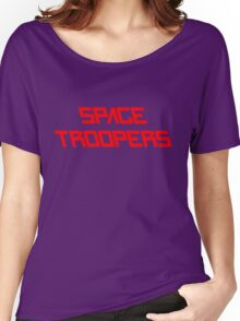 Space Troopers Women's Relaxed Fit T-Shirt