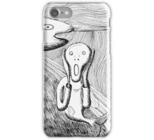 The Scream iPhone Case/Skin