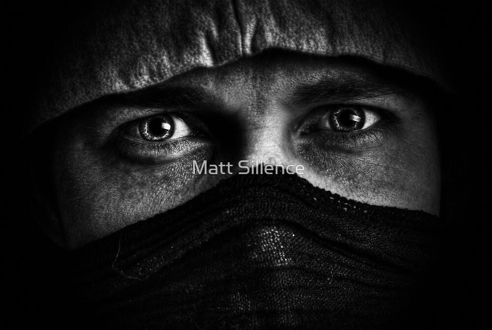 Mean man by Matt Sillence