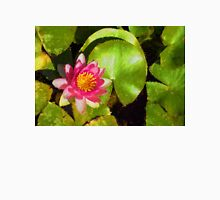 Pretty in Pink - a Waterlily Impression T-Shirt