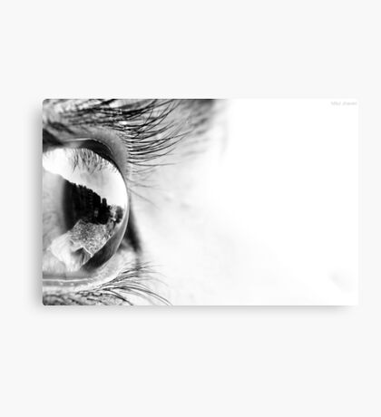 The Perspective! Canvas Print