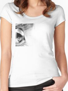 The Perspective! Women's Fitted Scoop T-Shirt