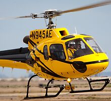 Eurocopter AS350 B2 AStar by Chris Heising