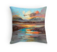 Glen Spean Light Throw Pillow