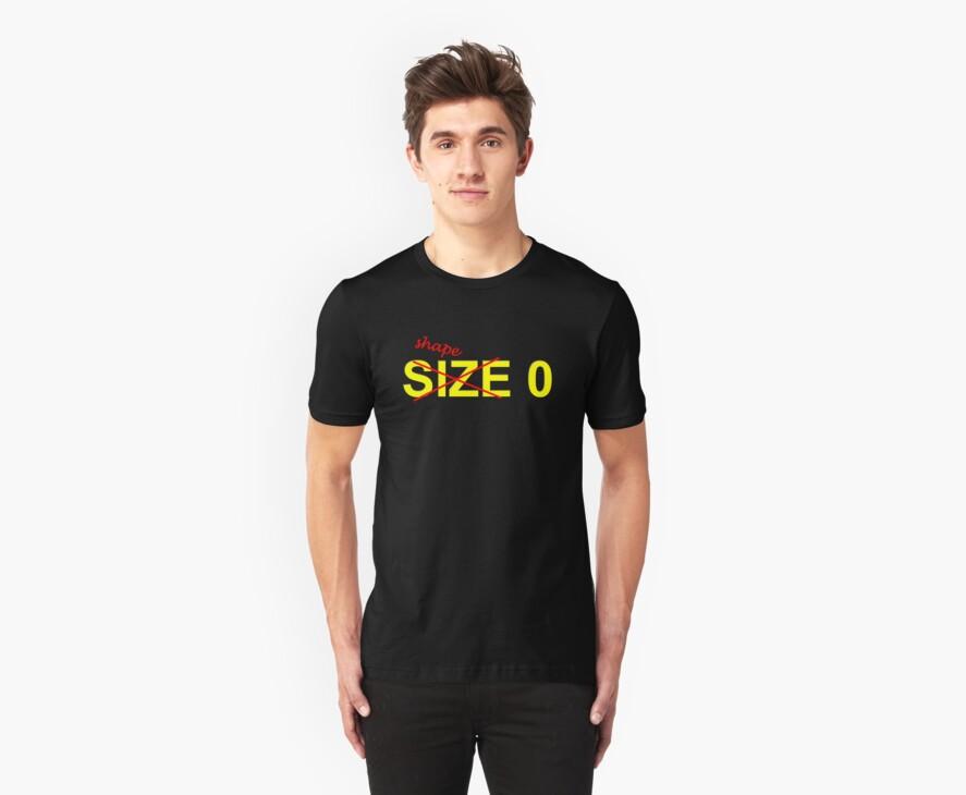 Size 0 by Gary Murison