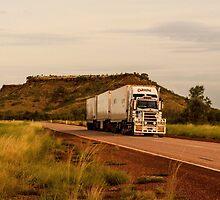 Kimberley Roadtrain by JTWeatherimages