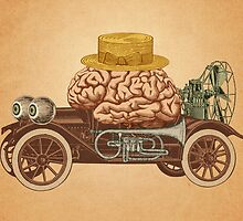 Intelligent Car by pepetto