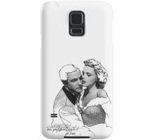 Gene Kelly & Judy Garland Samsung Galaxy Case/Skin
