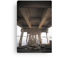 A Place For Trolls. Canvas Print