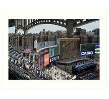 New Stadium, Old Bronx Art Print