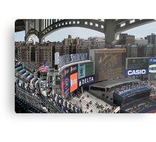 New Stadium, Old Bronx Metal Print