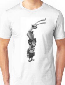 HAT HARE Unisex T-Shirt