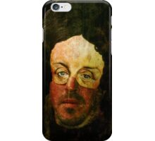 The face of Amelia iPhone Case/Skin
