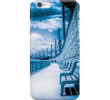 Walking The Tracks iPhone Case/Skin