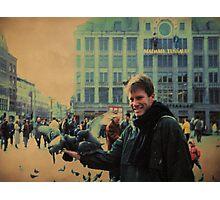 dam square Photographic Print